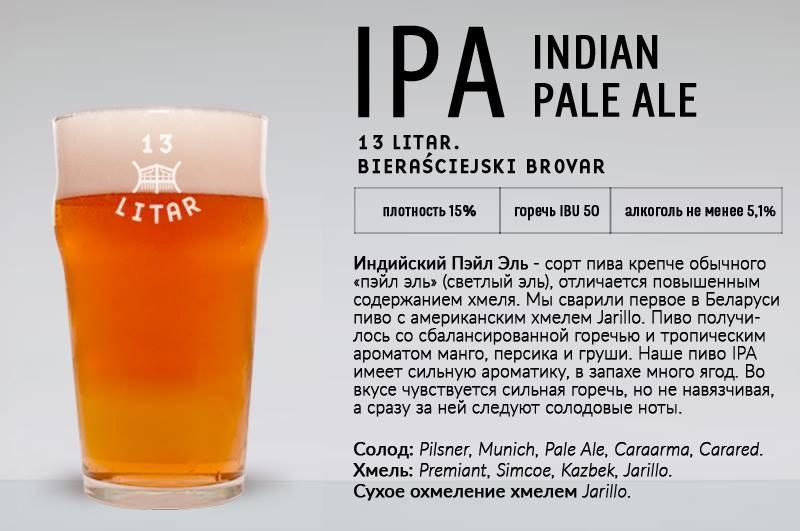 13 litar IPA