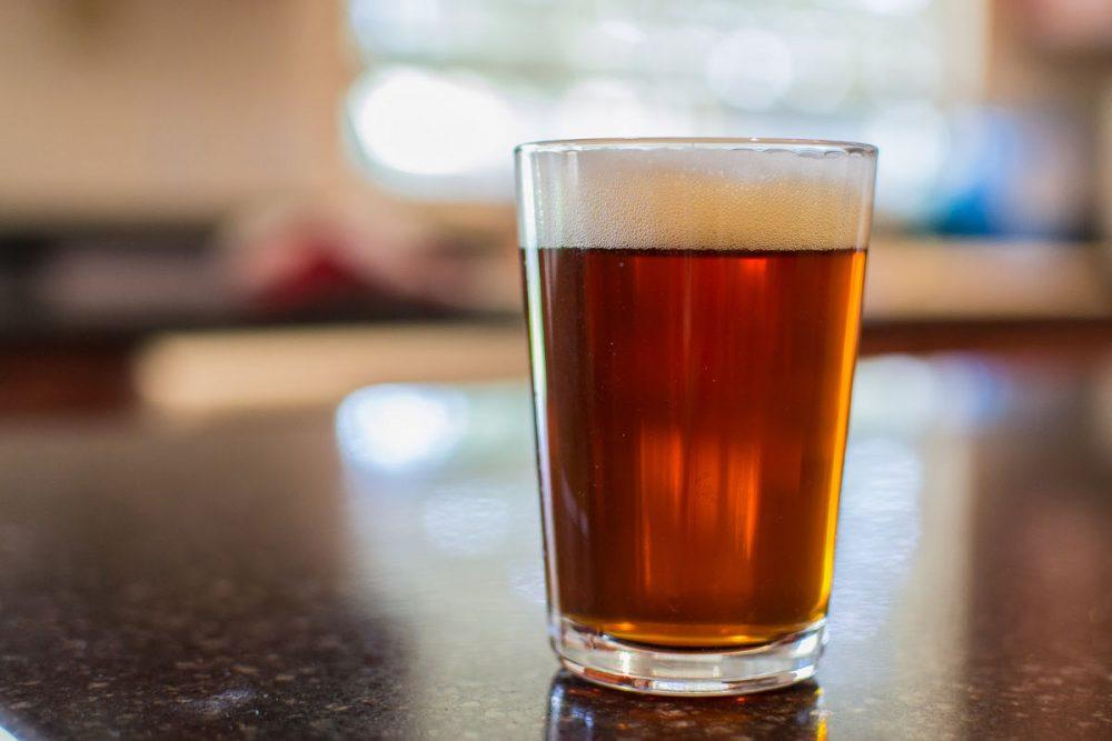 Янтарный эль. Фото: Bertus Brewery