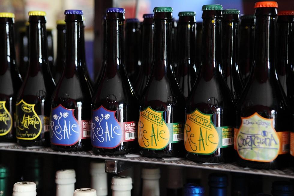 Пиво Birra del Borgo. Фото: biercraft.co.uk