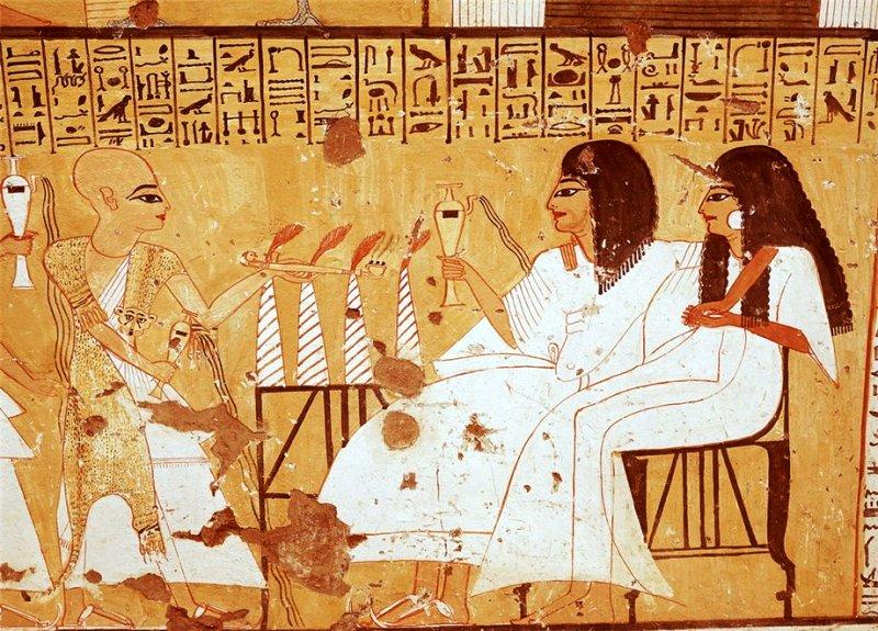 Пиво в Древнем Египте