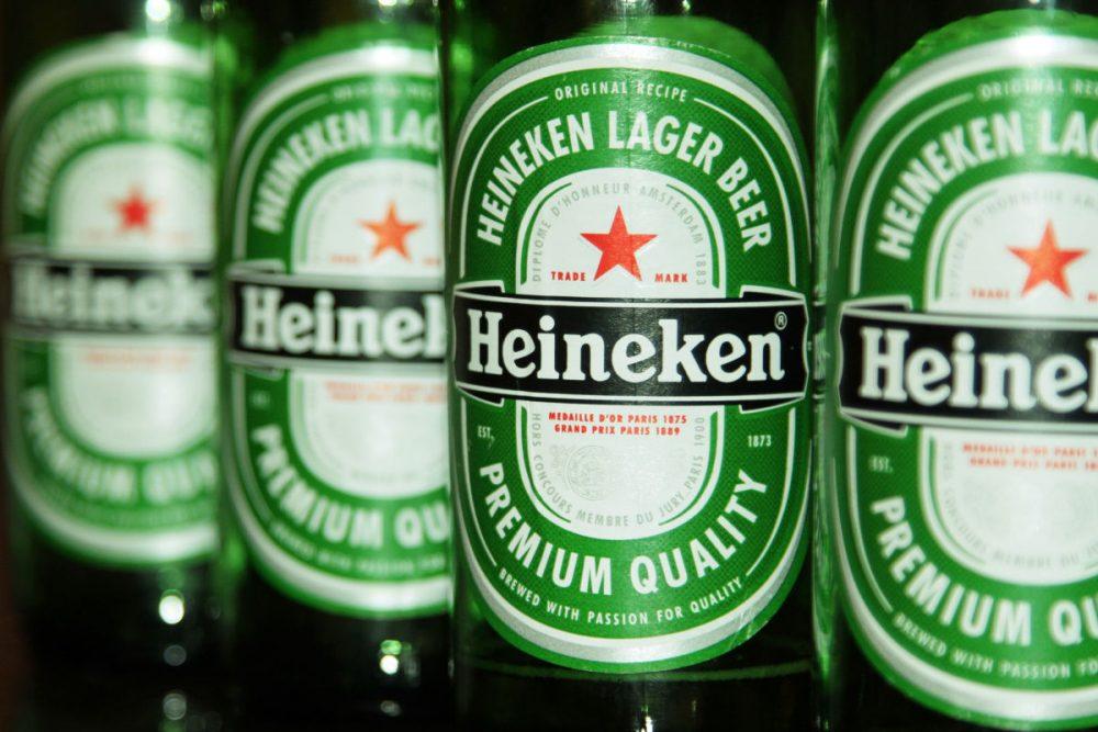 Пиво Heineken. Фото: Randomphotography101