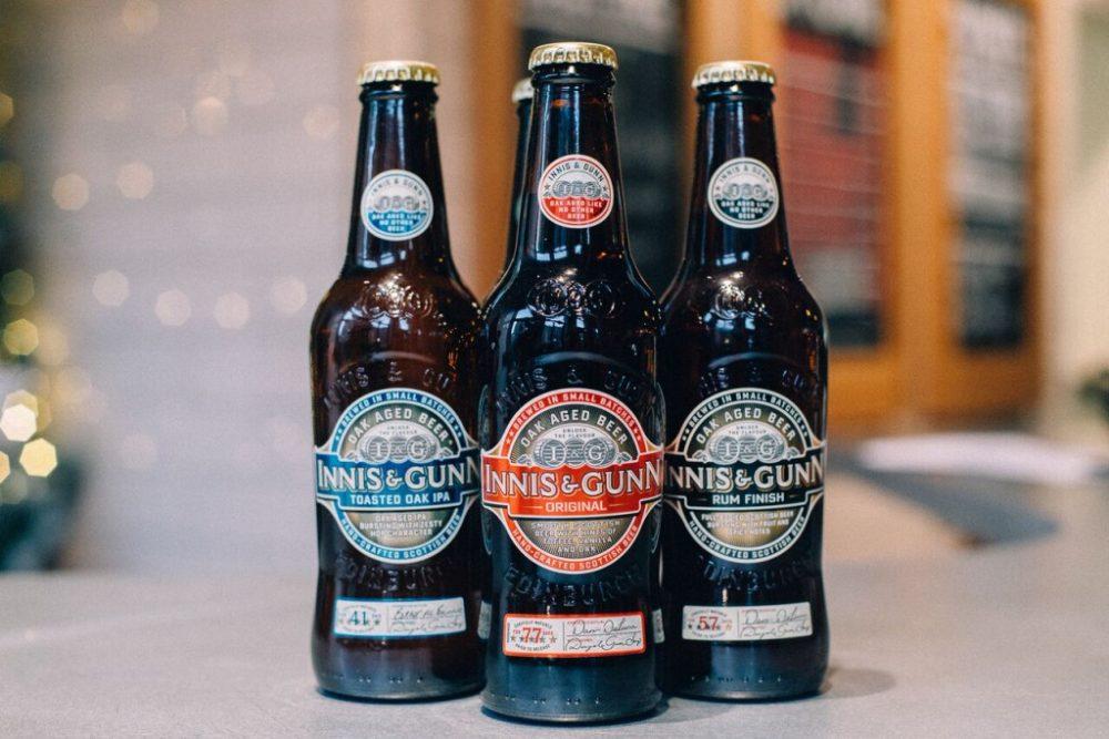 Innis & Gunn. Фото: The Beer Kitchen