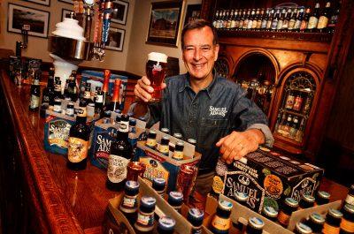 Джим Кук, основатель пивоварни Boston Beer Company. Фото: Beer is your friend