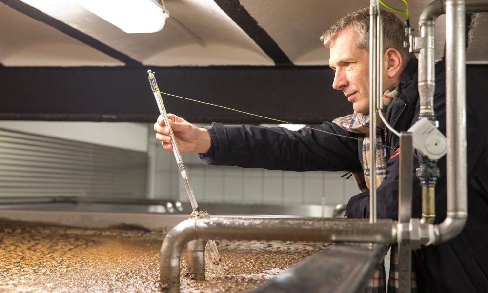 Штефан Фритше, владелец пивоварни Klosterbrauerei Neuzelle. Фото: Christian Jungeblodt для Guardian