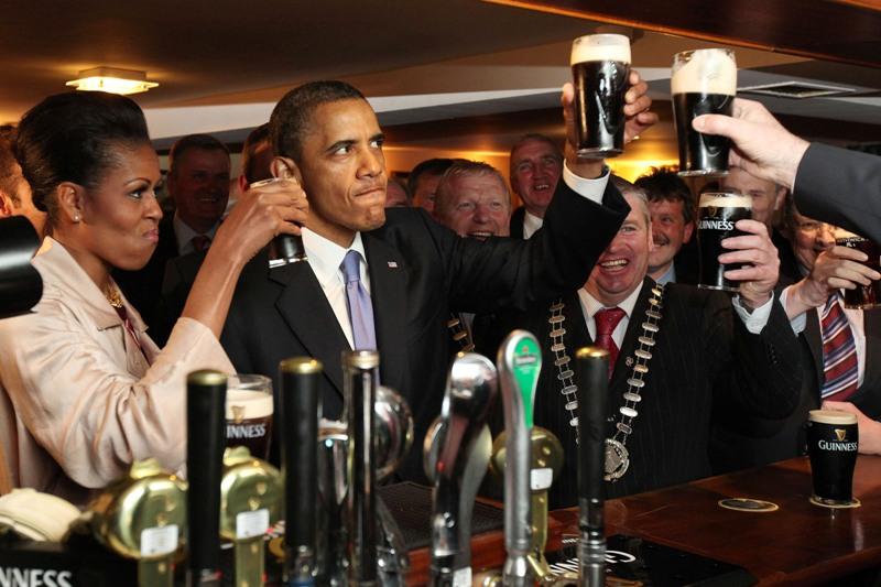 Барак Обама. Фото: thebraiser.com