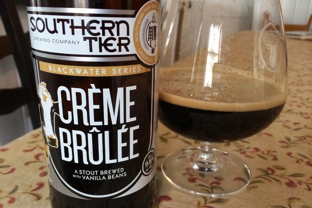 Southern Tier Crème Brulee. Фото: Carlo De Vito