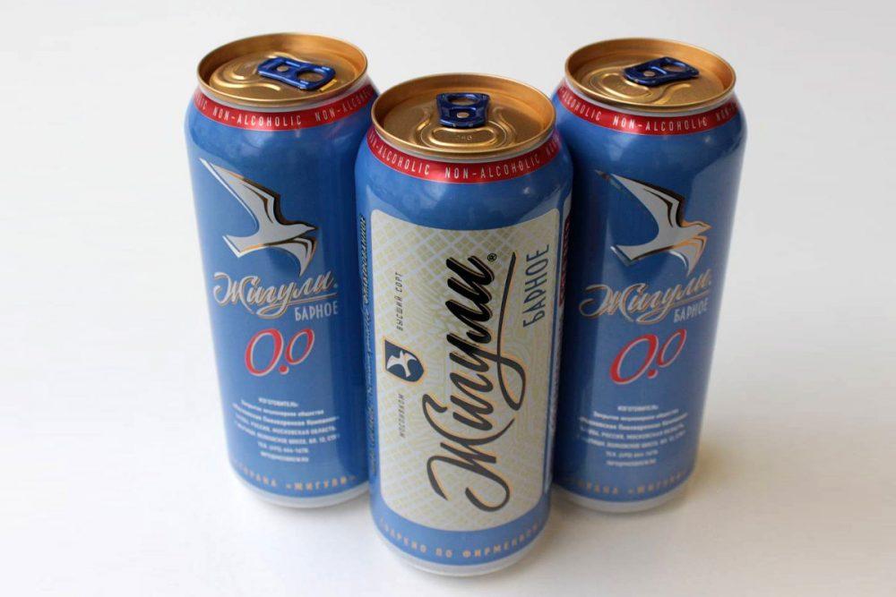 Жигули барное безалкогольное. Фото: МПК