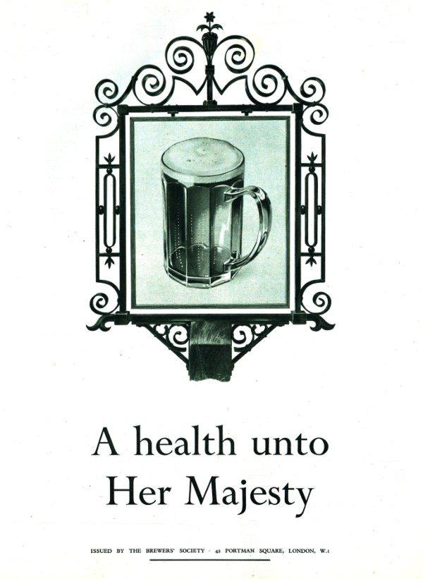 Источник: журнал Illustrated, сувенирное издание, посвящённое Коронации Елизаветы II (13 июня 1953)