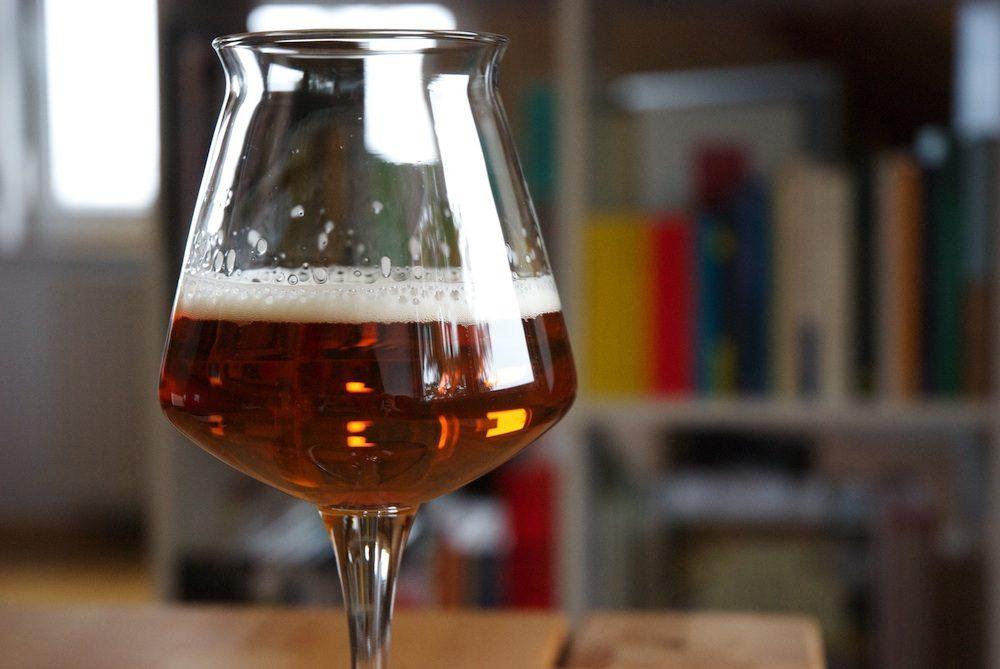 Пиво BraufactuM Progusta. Фото: budi's foodblog