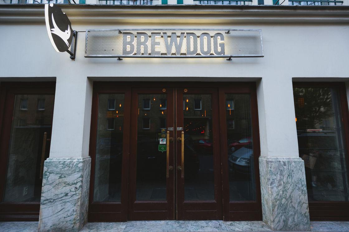 Бар BrewDog в Варшаве. Фото: BrewDog