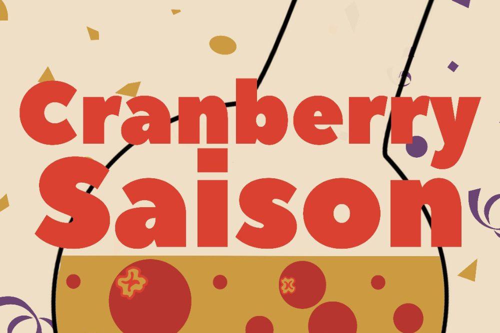 Cranberry Saison