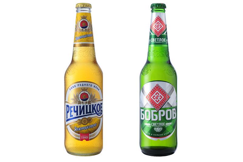 Heineken в Беларуси: «Речицкое Золотистое» и «Бобров Светлое»