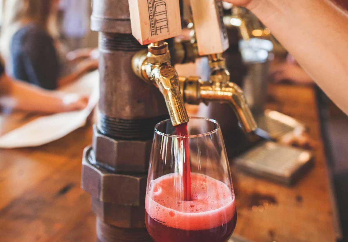 Пивоварня Jester King. Фото: Wes Kitten/The Beer Haul