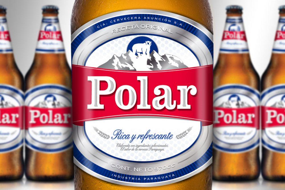 Пиво Polar. Фото: Imaginity