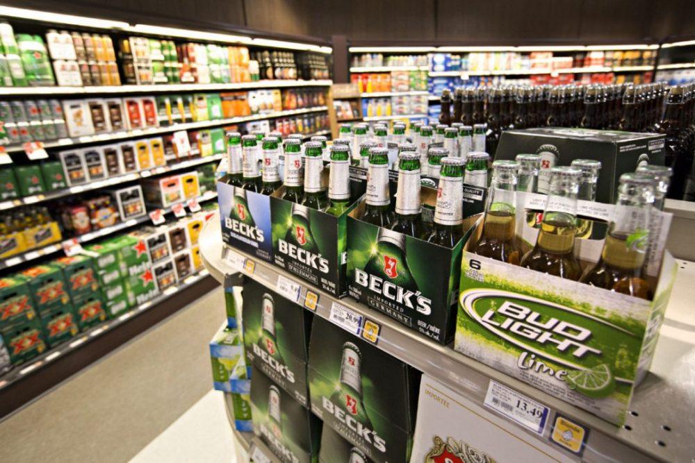 Цены на пиво в Квебеке почти вдвое меньше, чем в Нью-Брансуике. Фото: Blair Gable