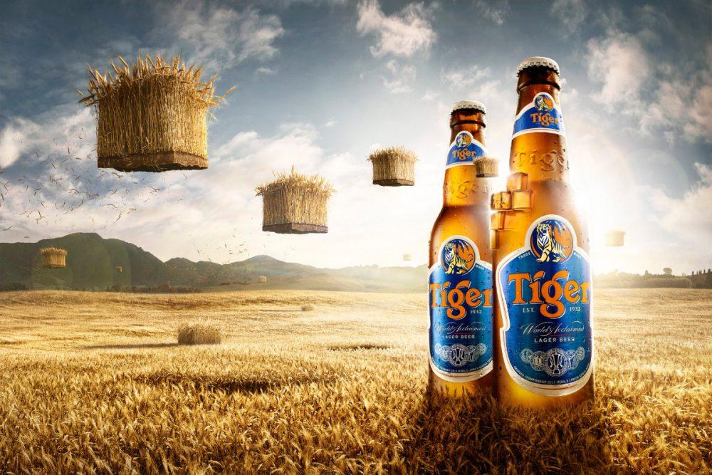 Пиво Tiger. Фото: Lightfarm Studios