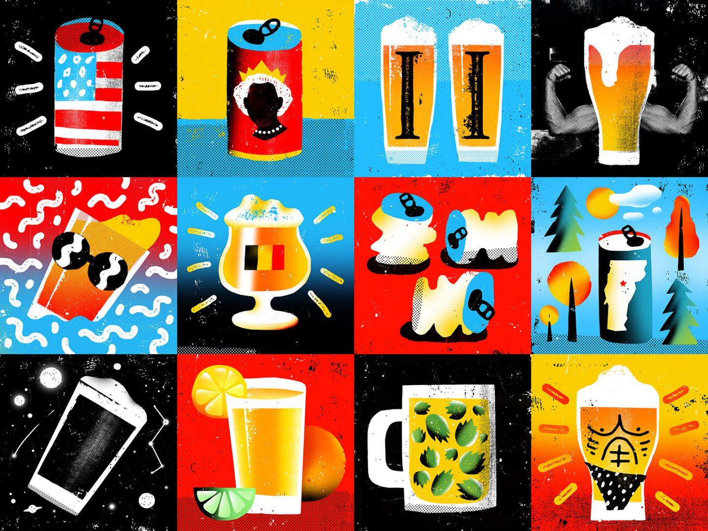 India Pale Ale. Иллюстрация: Tyler Gross