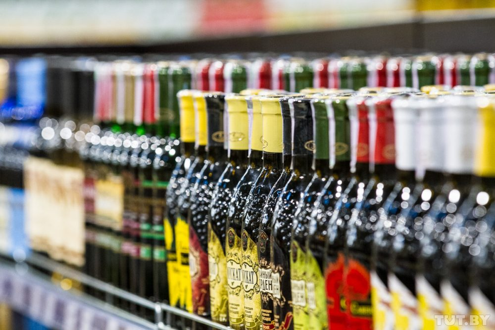 Алкоголь в Беларуси