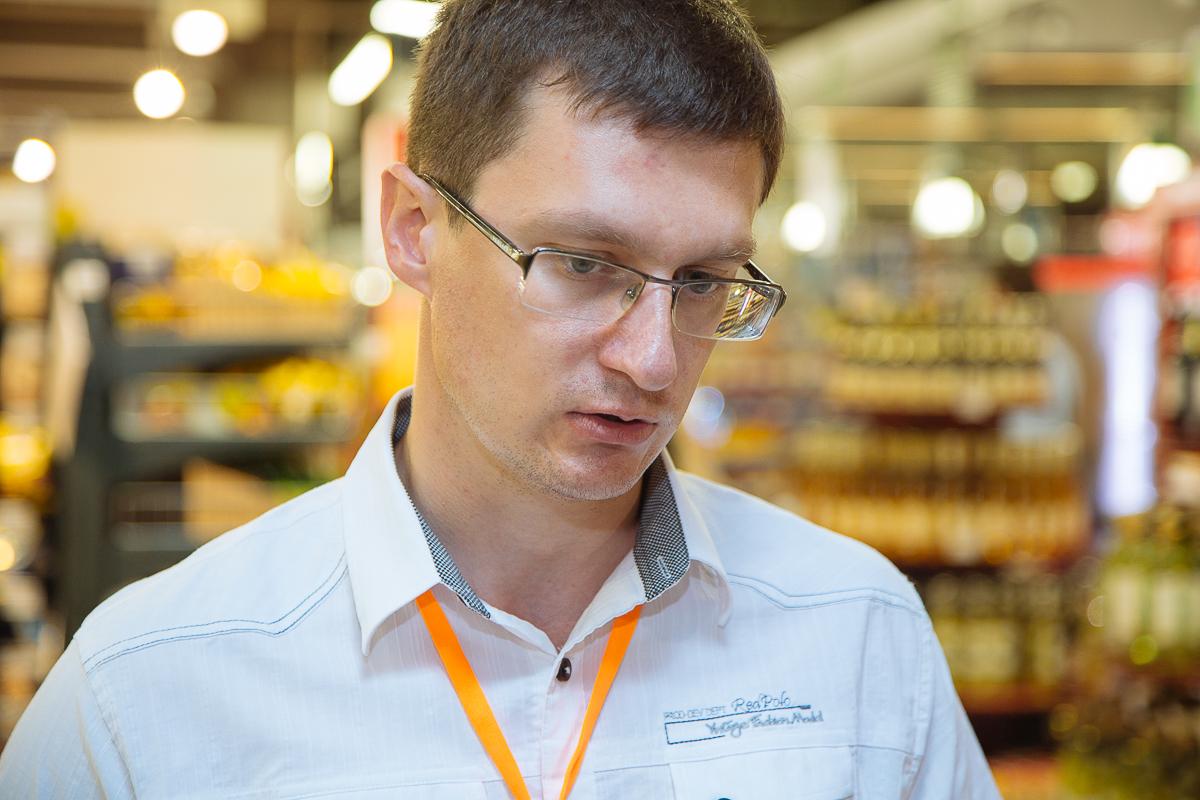 Главный пивовар Bierbank Анатолий Ворошкевич. Фото: Bierbank