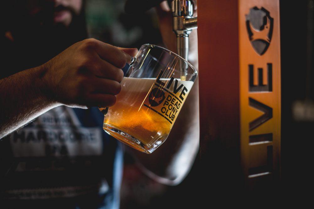 BrewDog Live Beer. Фото: Grant Anderson