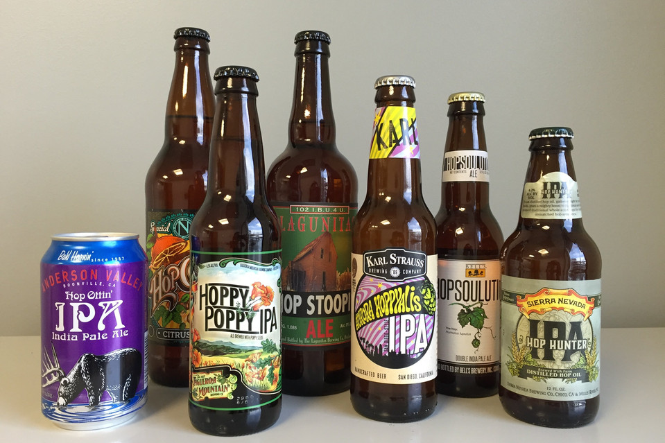 American hoppy beer