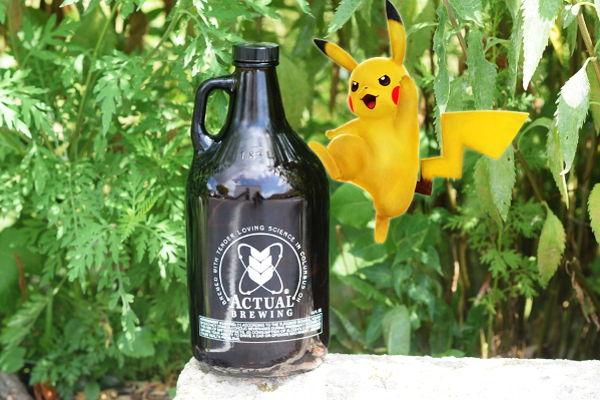 Pokémon Safari Beer Bus