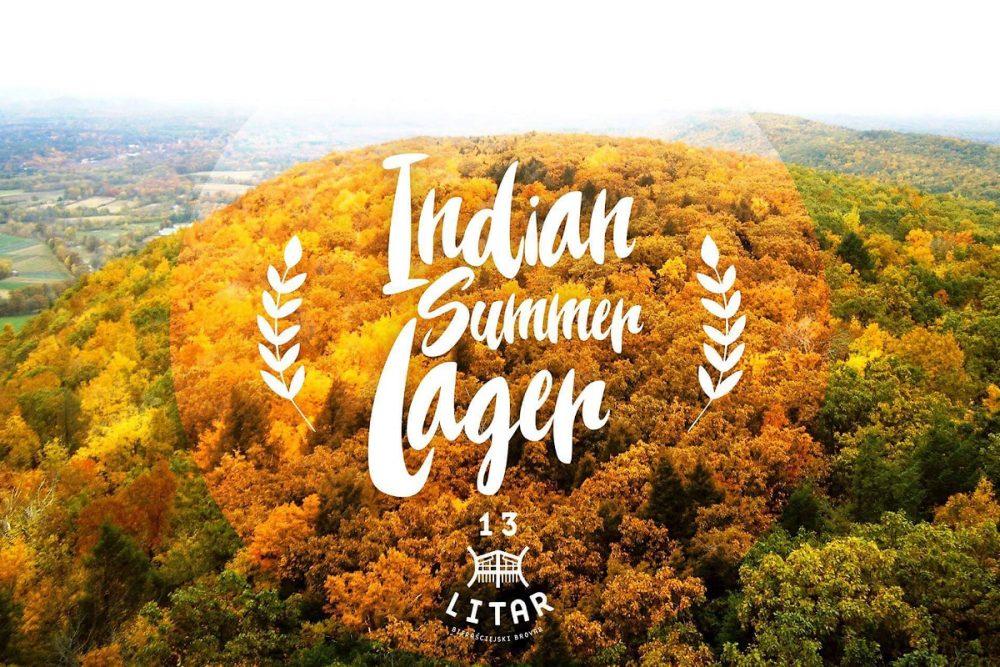 13 Litar — Indian Summer Lager