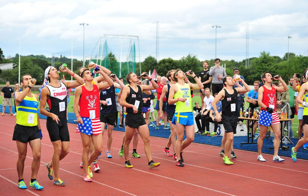 Фото: Beer Mile World Classic