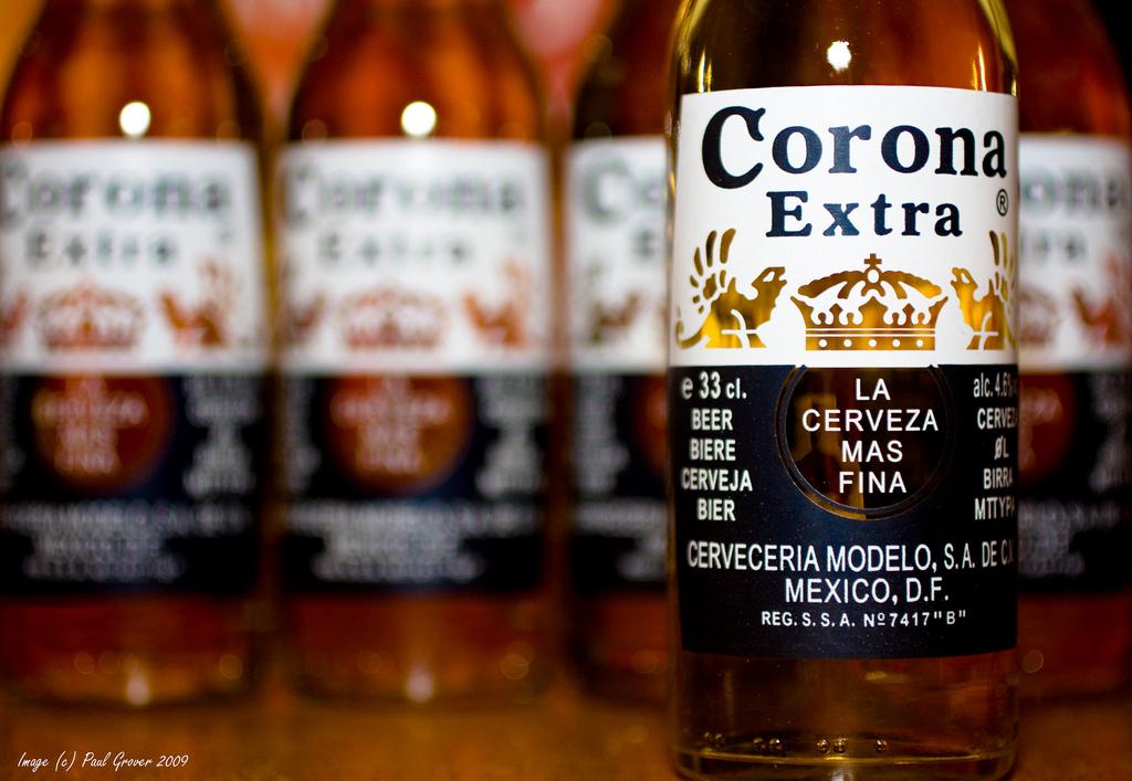 Corona Extra. Фото: Paul Grover