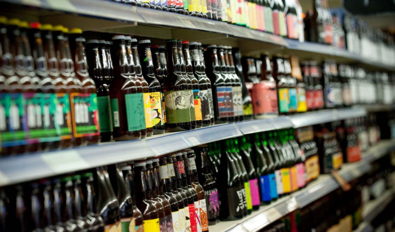 Магазин крафтового пива