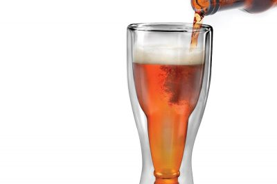 Hopside Down — Bottle-in-a-Glass Beer Glasses