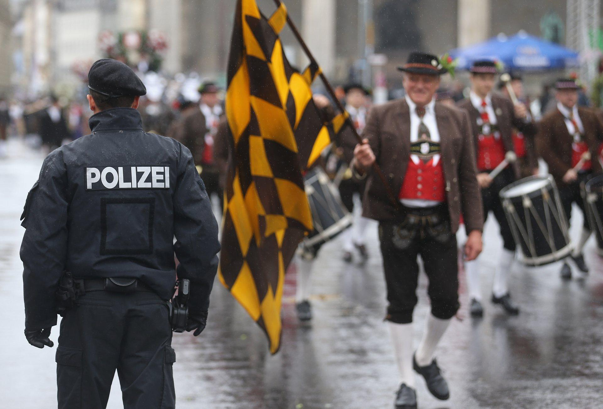 В 2016 году на фестивале предприняты повышенные меры безопасности. Фото: Johannes Simon/Getty Images