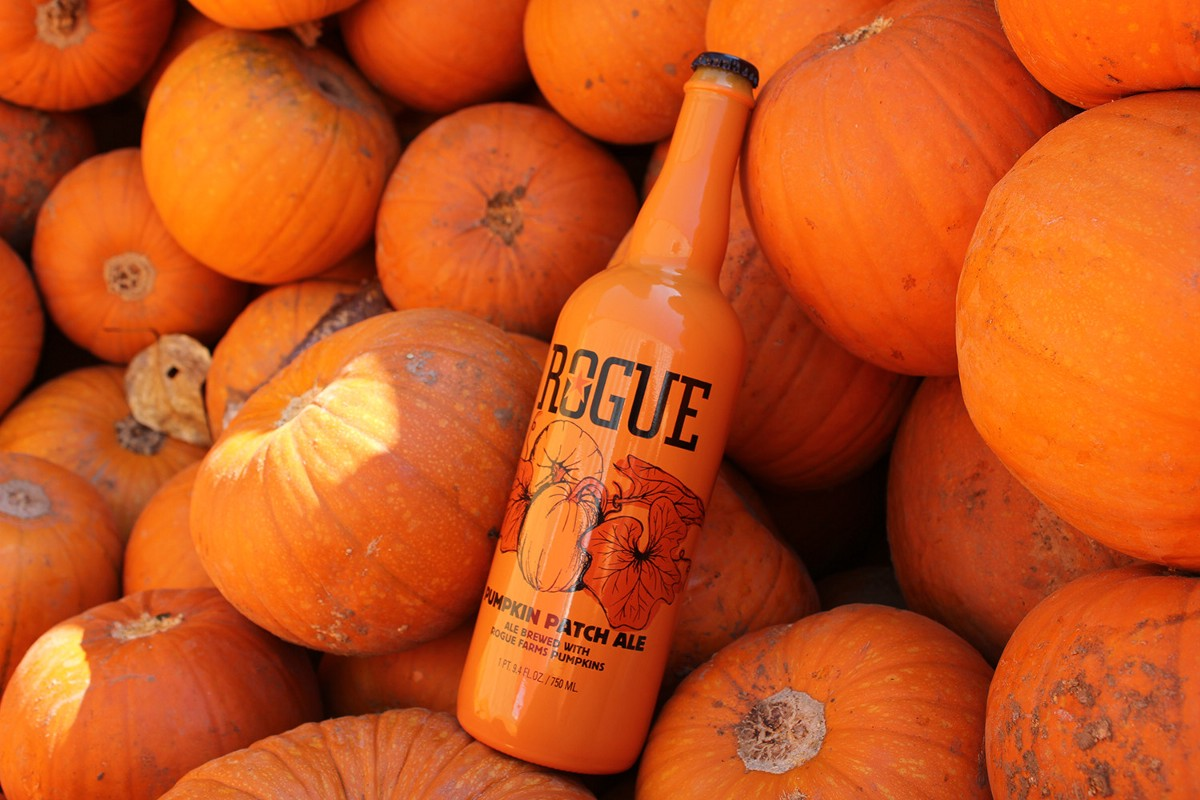 Rogue Pumpkin Patch Ale. Фото: Rogue