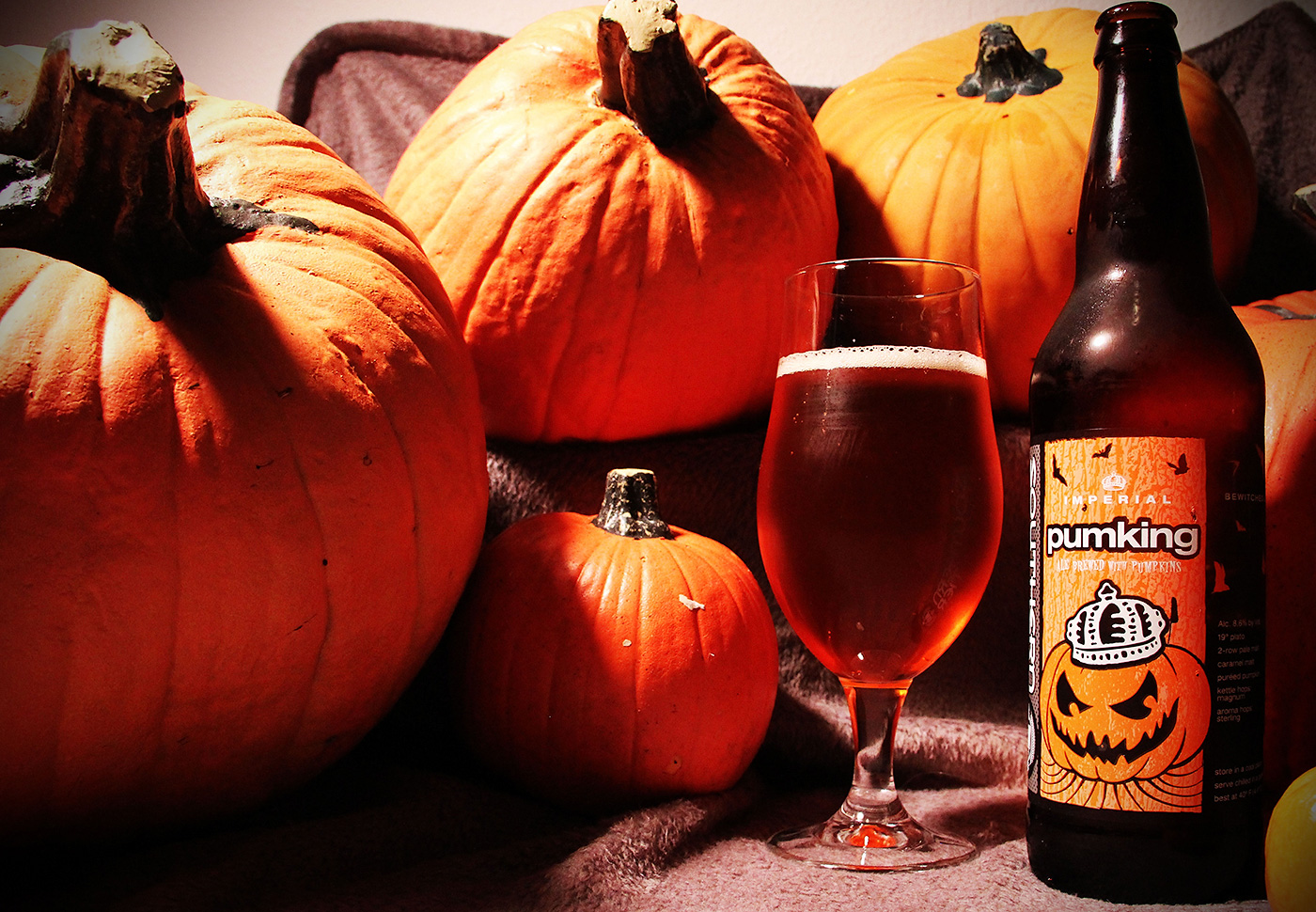 Southern Tier — Pumking. Фото: greatpumpkinbeerreview