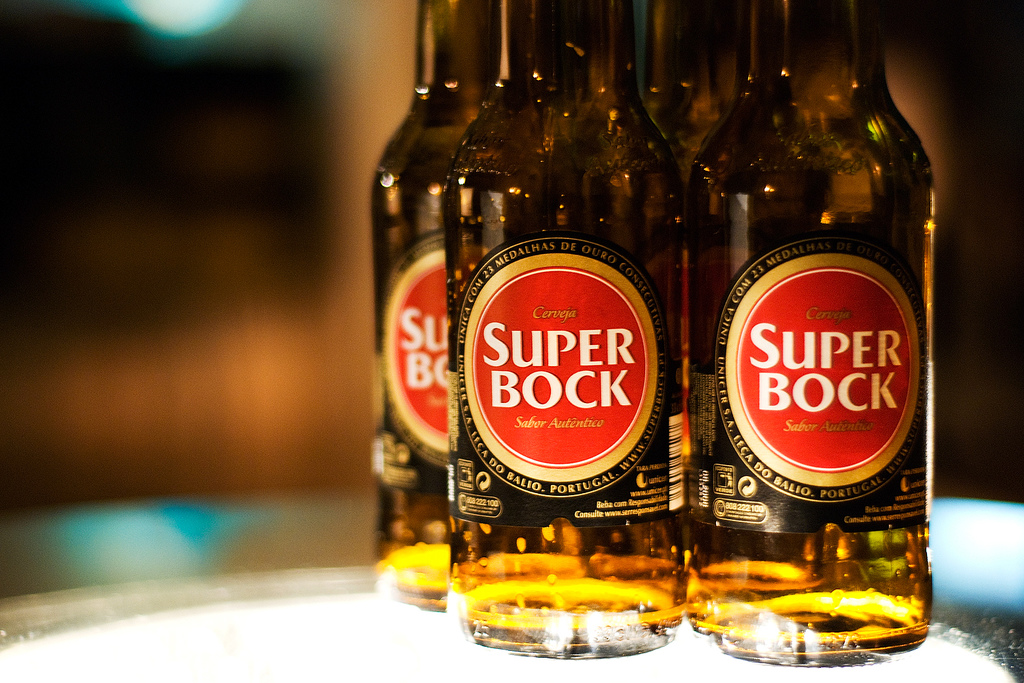 Super Bock. Фото: Anna & Michal