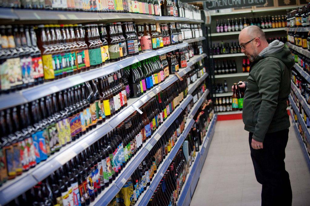 как торгуют пивом в 2016 году