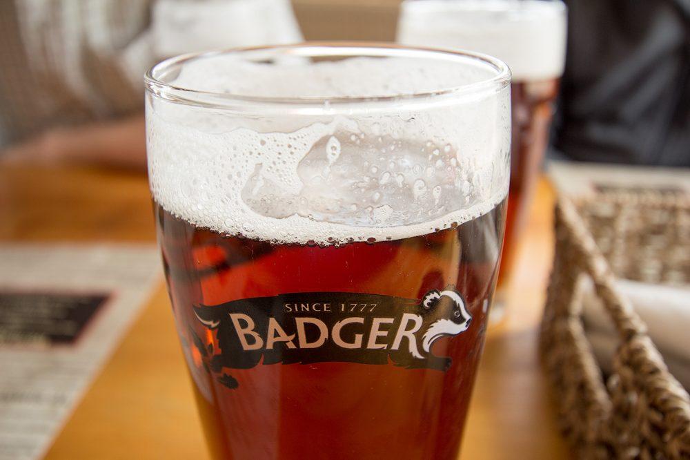 "Пиво Badger. Фото: Sheep""R""Us"