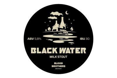 Blood Brothers Brewery — Black Water