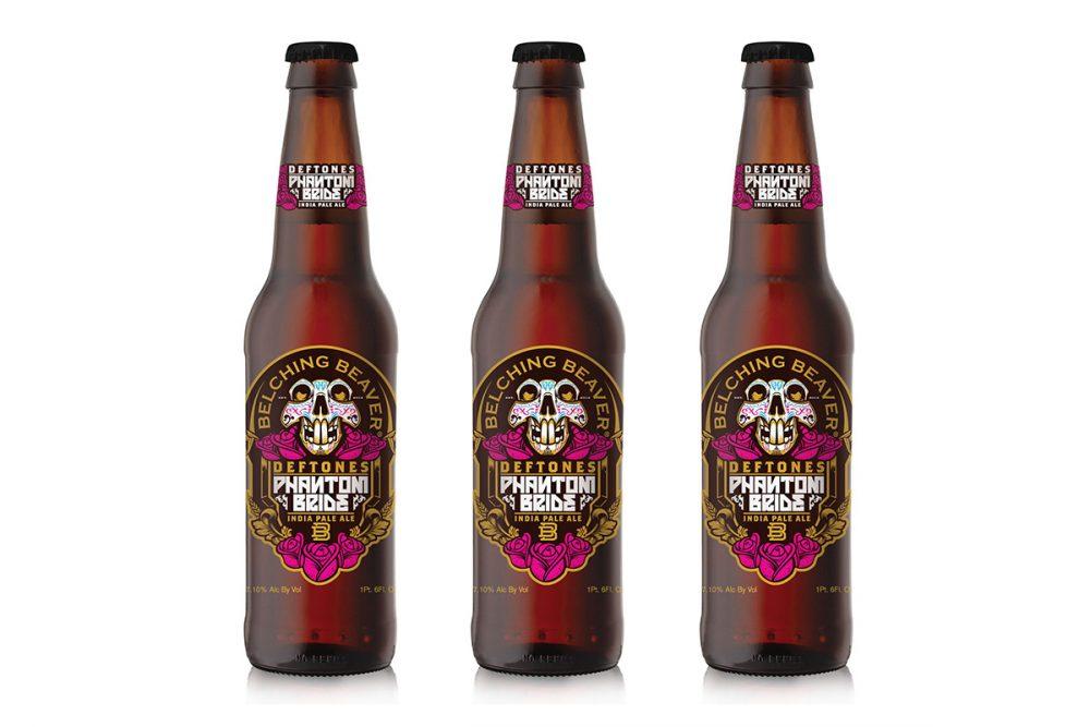 Belching Beaver Brewery — Phantom Bride IPA
