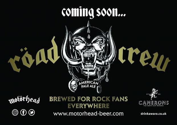 Motörhead Road Crew