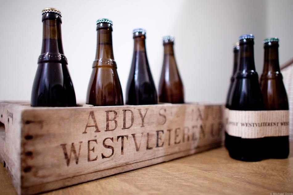 Пиво Westvleteren. Фото: Brew Bokeh