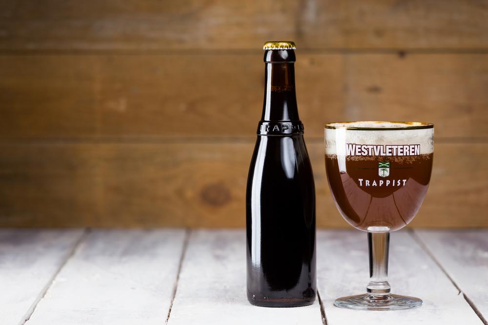 Пиво Westvleteren. Фото: Shutterstock- DanyL