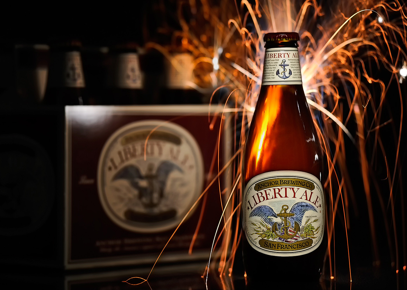 Anchor Brewing Liberty Ale. Фото: Ramiro Silva