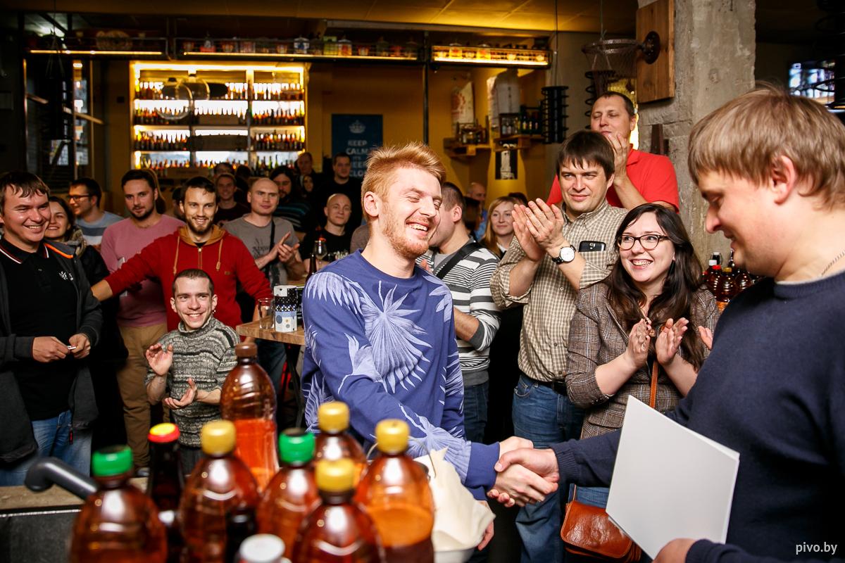 Владимир Аскерко также завоевал второе место по результатам голосования жюри в категории Pumpkin Ale