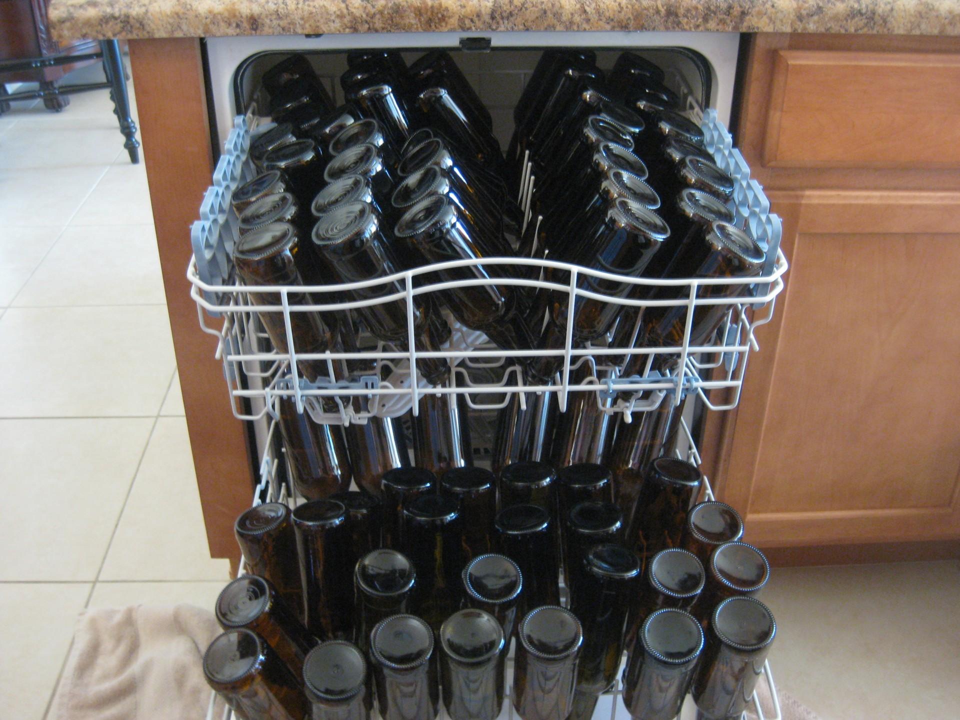 Использование посудомоечной машины в домашнем пивоварении. Фото: Beer Syndicate
