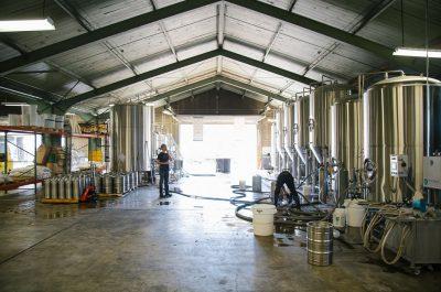 Пивоварня Fort Point. Фото: Matthew Ankeny