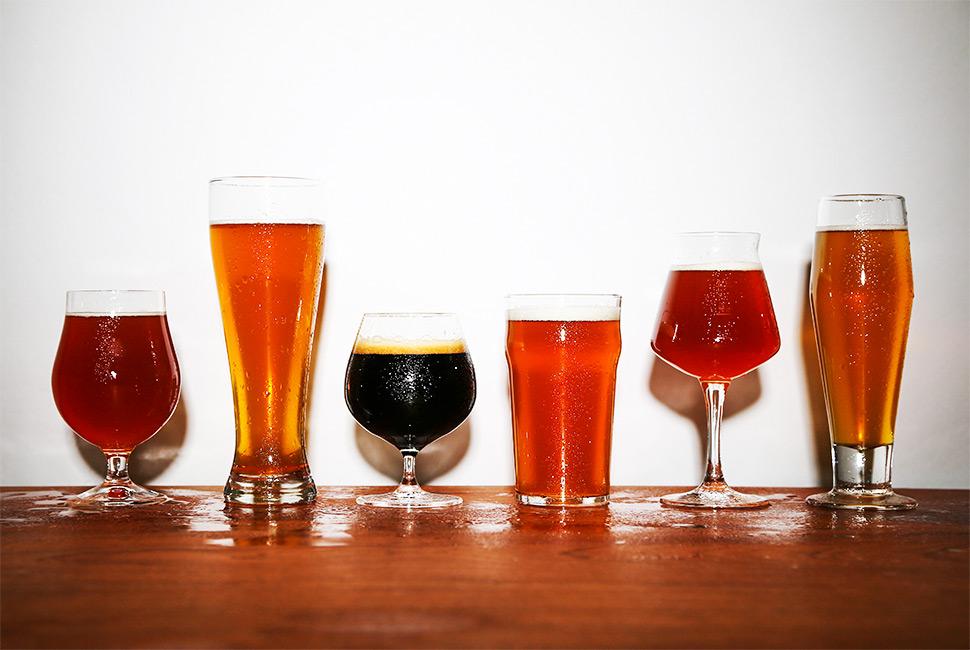 Бокалы для крафтового пива