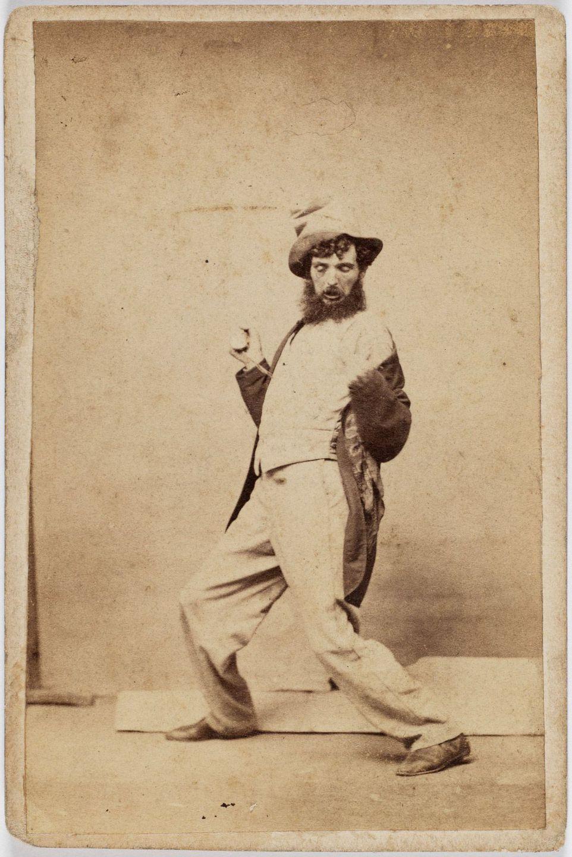 Третья стадия опьянения. Фото: State library of New South Wales