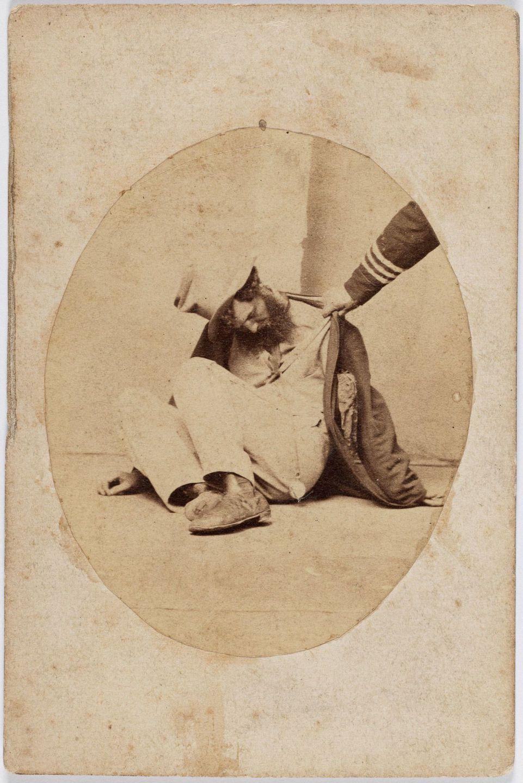 Четвёртая стадия опьянения. Фото: State library of New South Wales