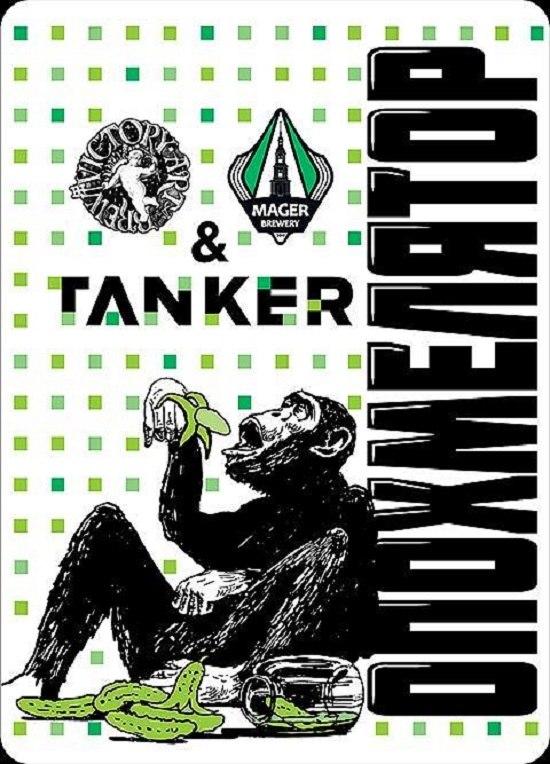 Сезонный эль «Опохмелятор» (6,9%) от пивоварен Victory Art Brew, Mager и Tanker